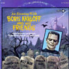 "Boris Karloff ""An Evening With Boris Karloff And His Friends"" (Decca, DL74833, 1967)"