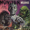 Frankie Stein And His Ghouls - monster melodies