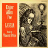 "Vincent Price ""Ligeia"" (Caedmon, TC1483, 1977)"