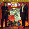 "Famous Monsters ""Famous Monsters Speak!"" (Wonderland/ AA Records, AR-3, 1963)"