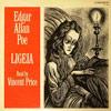 "Vincent Price ""Ligeia"" (Caedmon, TC1483, 1977)"
